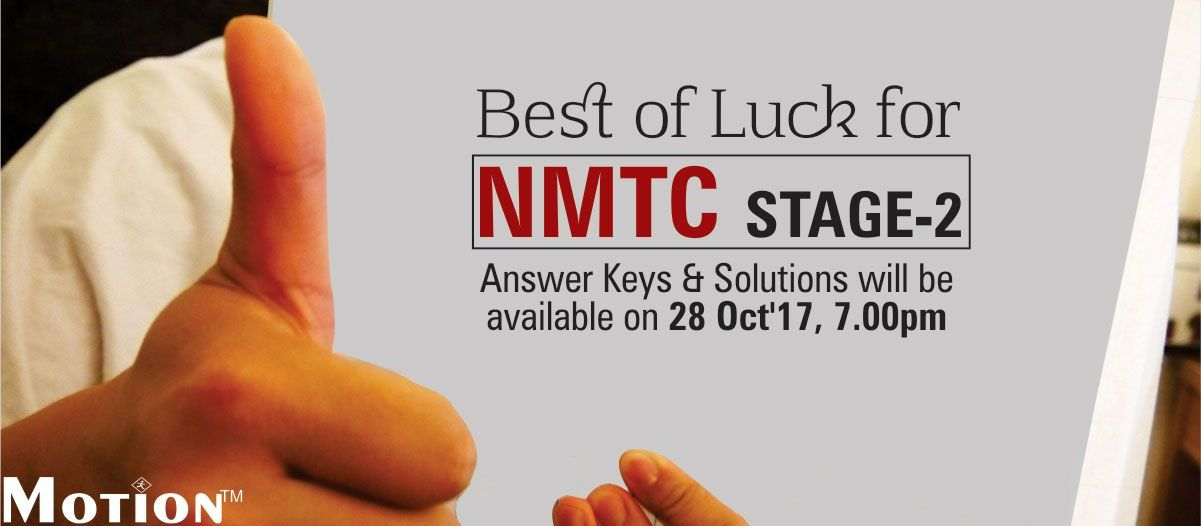 NMTC Stage 2 Olympiad